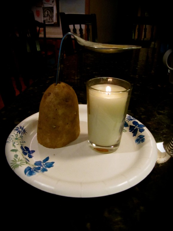 potato contraption