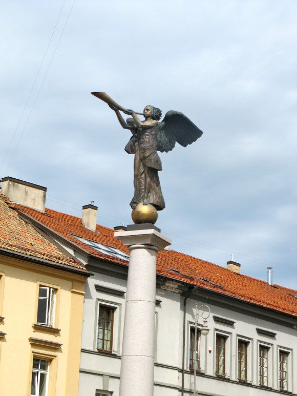 Užupis Angel